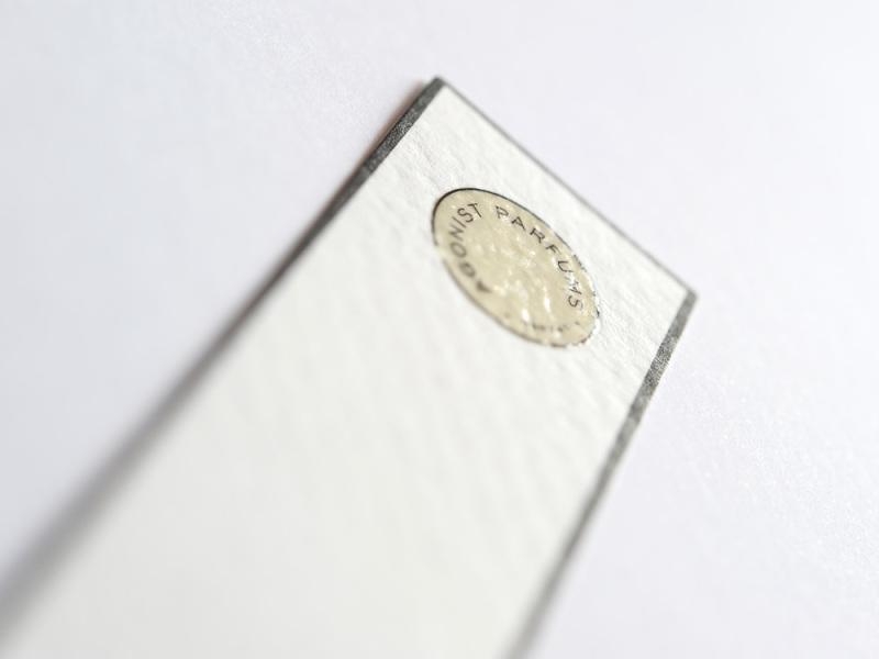 mojillettes stampata a termorilievo
